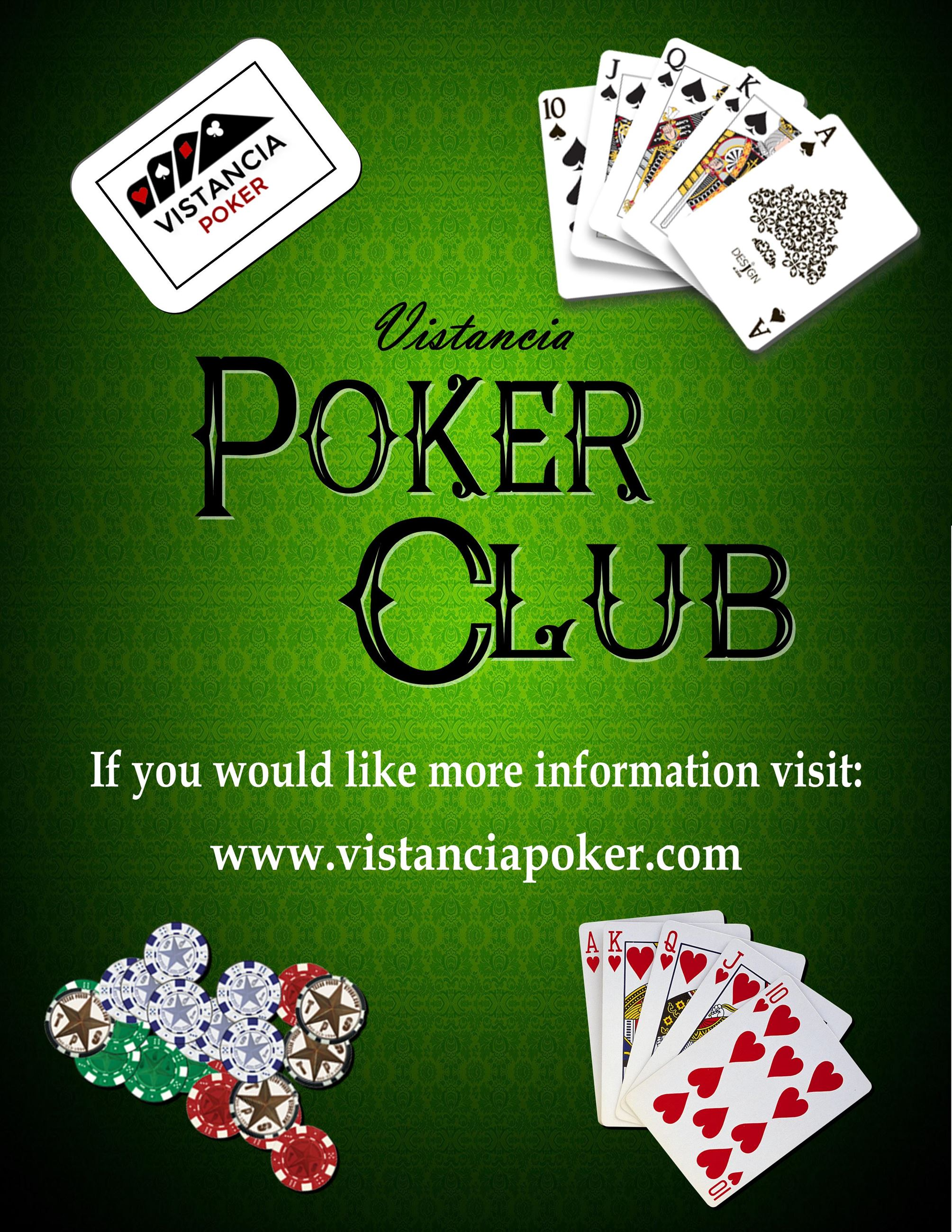 Vistancia Poker Club (generic)