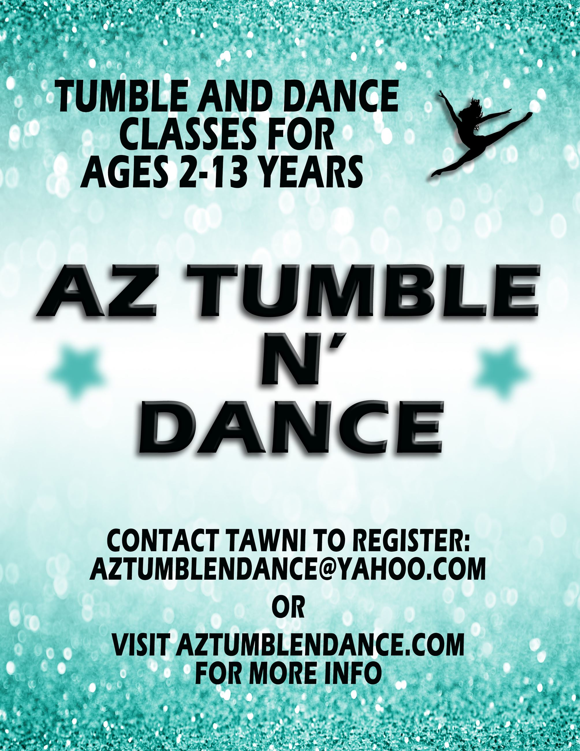 AZ Tumble N Dance General