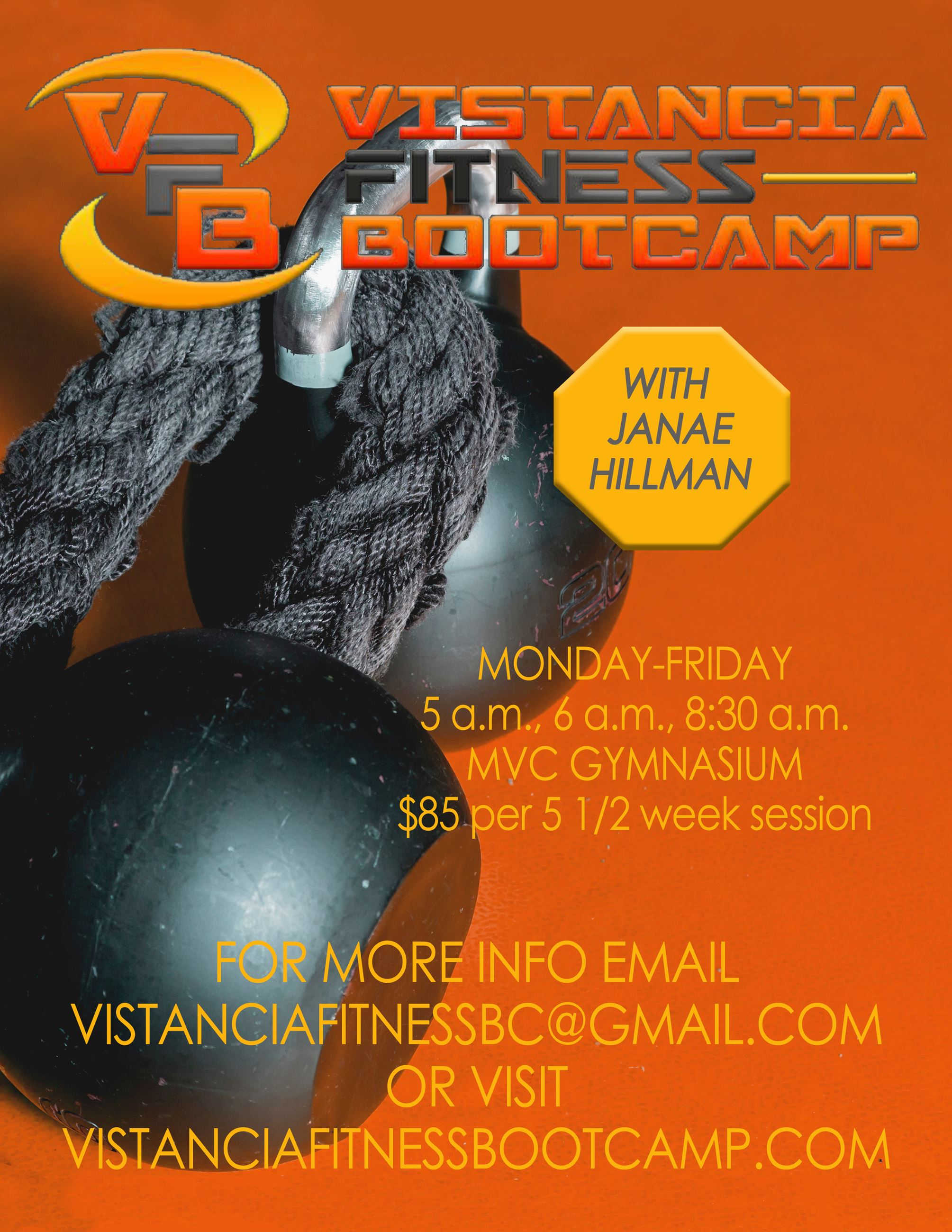 Vistancia Fitness Bootcamp