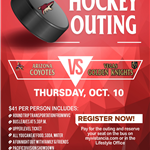 Hockey Flyer